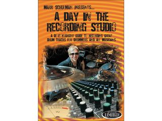 Dvd Mark Schulman A Day In The Recording Studio