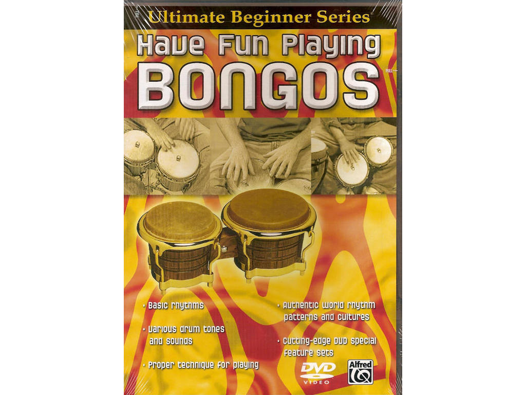 DVD Ubs Have Fun Playing Bongos