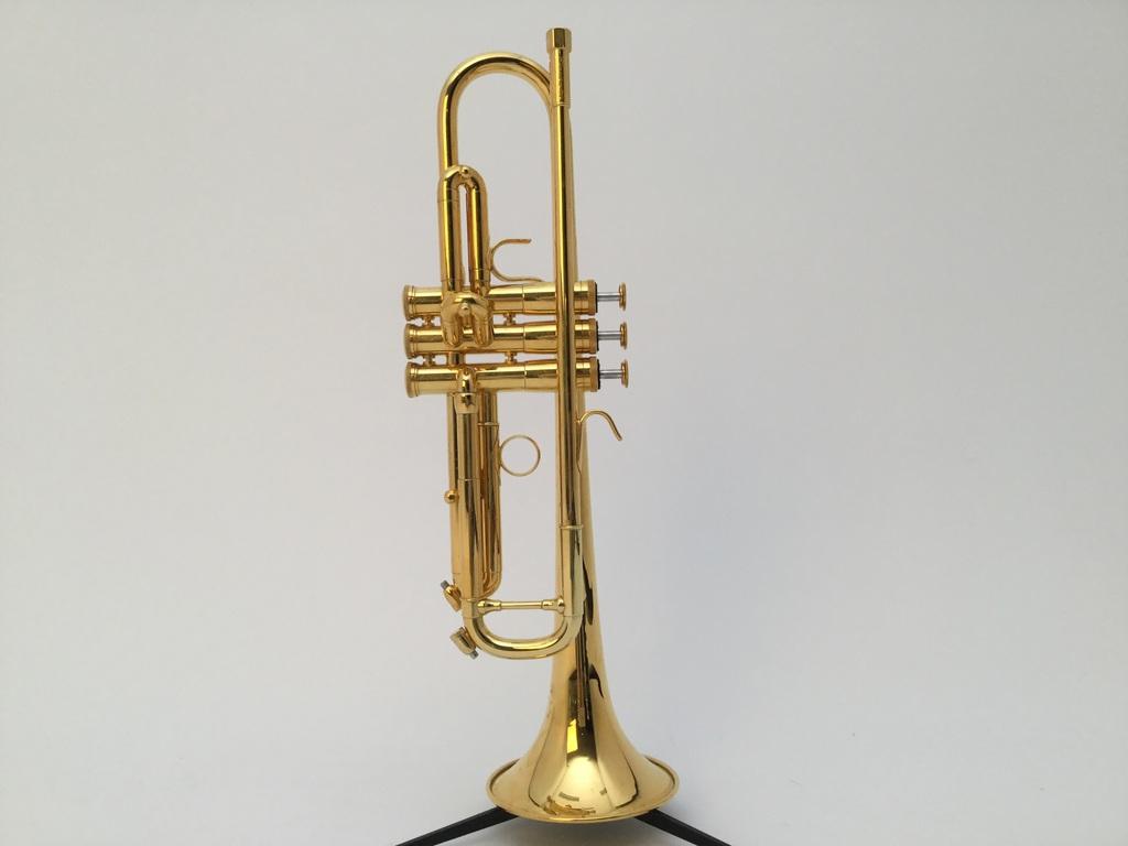 4d9c2fa5b0d7 Pre owned Bb Trumpet Romeo Adaci Goldplated