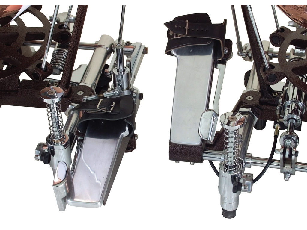 Dresden Or Berlin Pedal Mechanism