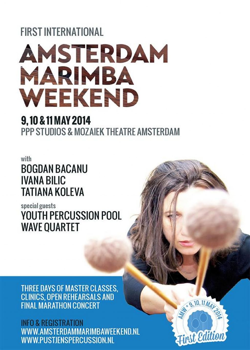 Amsterdam Marimba Weekend