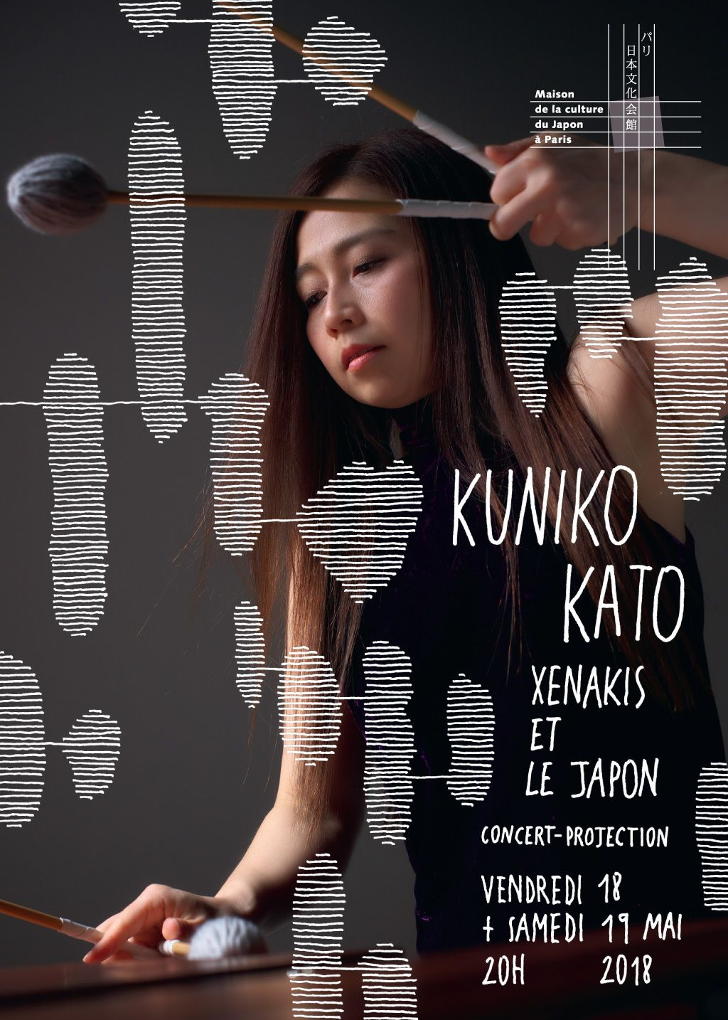 Concert Kuniko Kato in Paris