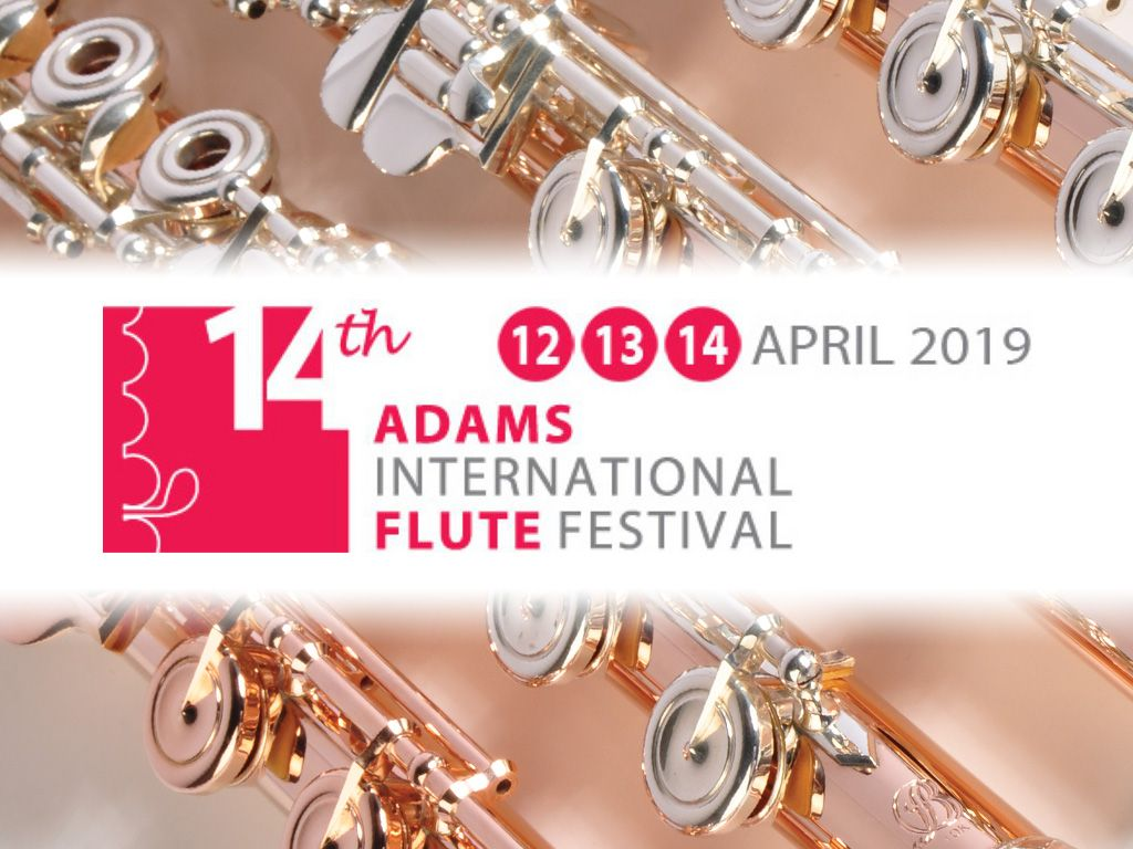 14th Adams International Flute Festival