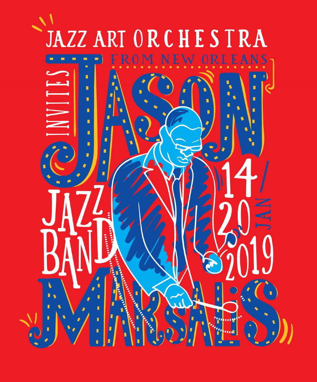 Music from New Orleans - Clinic Jason Marsalis