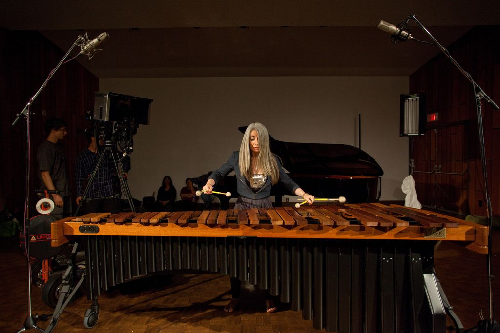 Evelyn Glennie joins Just Listening Project