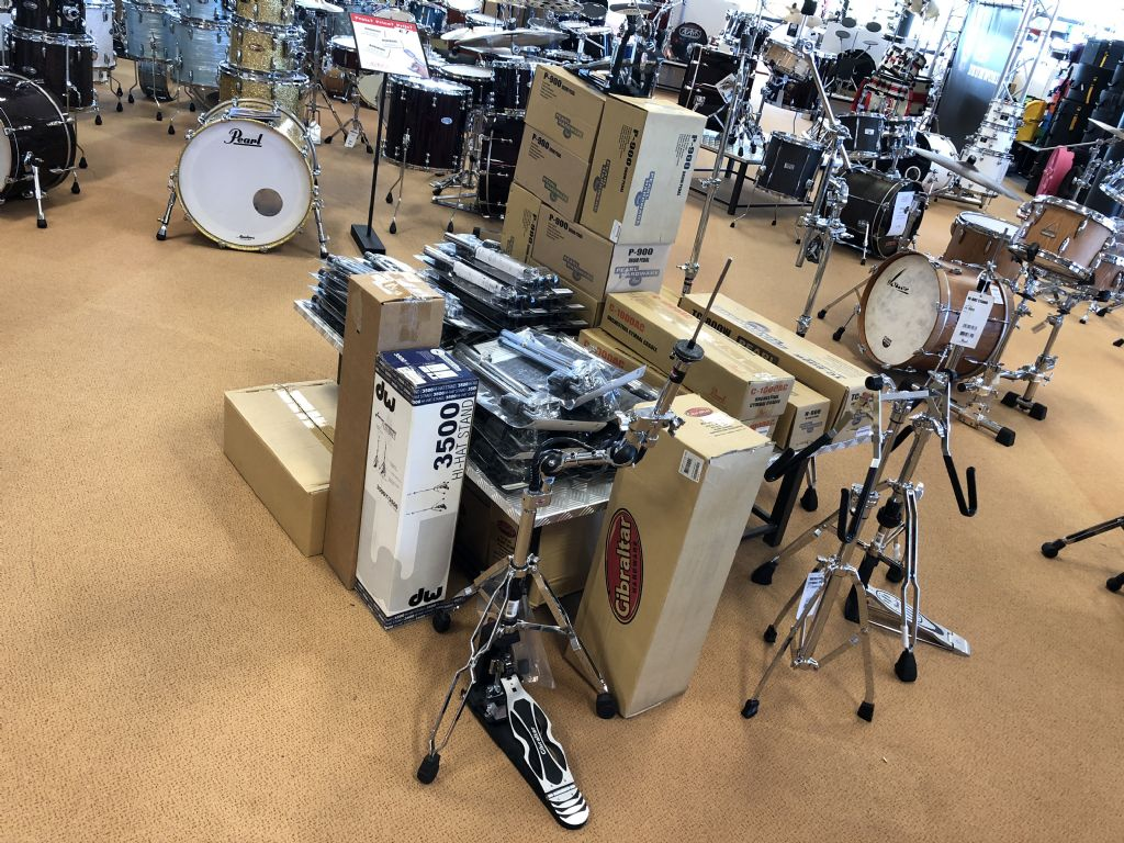 Drum Hardware Deals!