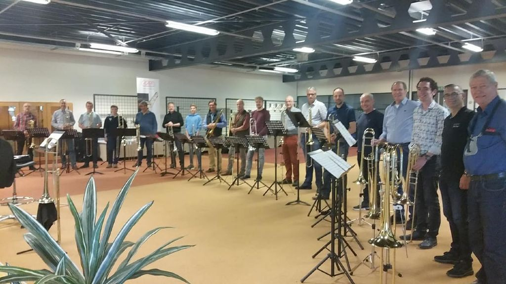 Workshop 'Tropical Trombone Day'