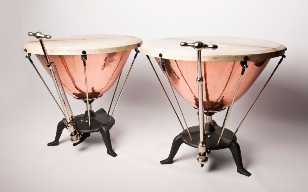 The Adams Schnellar timpani Classical model