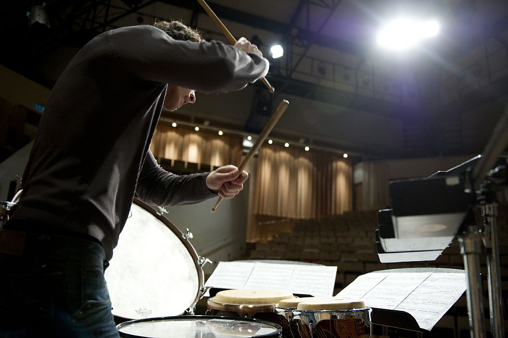 TROMP - percussion competition and festival in one