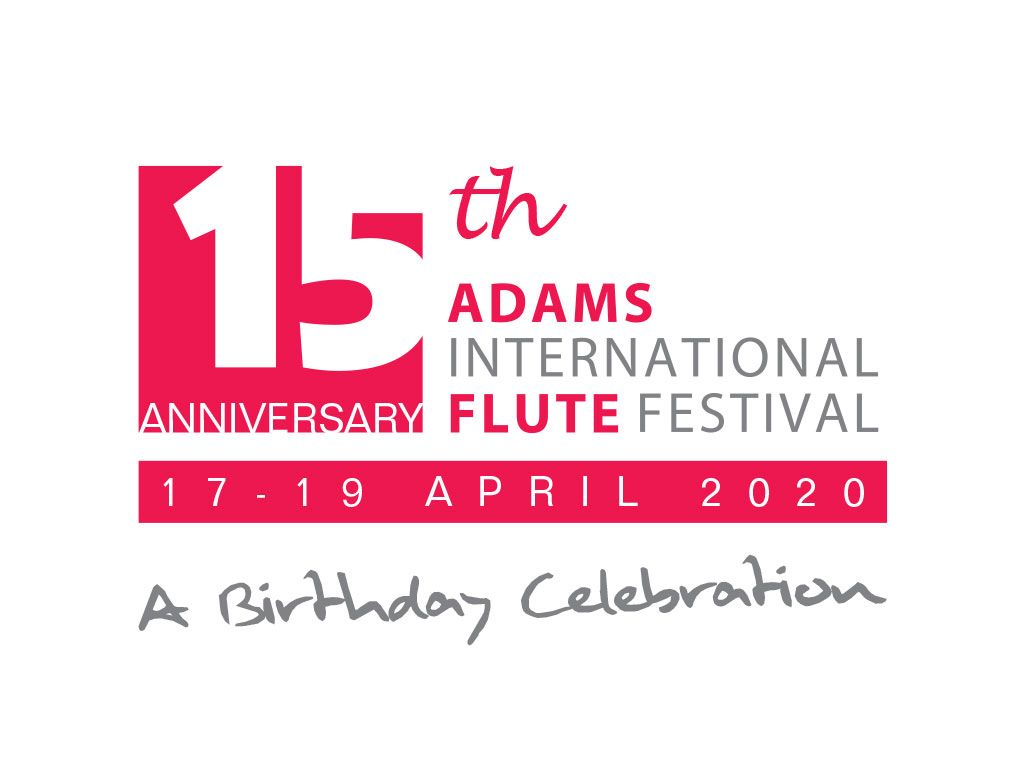 15th International Adams Flute Festival
