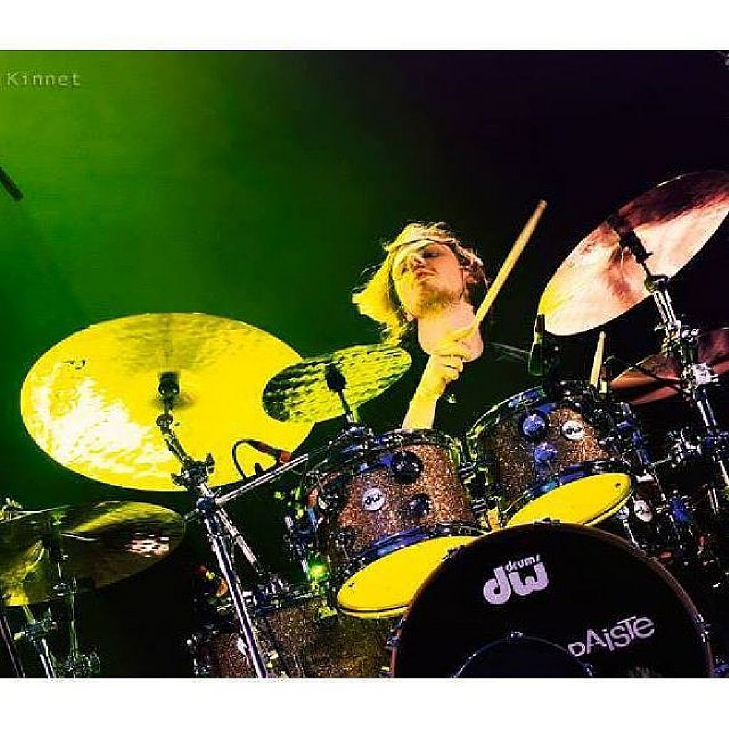 ADAMS DRUM CLINIC, JORDI GEUENS