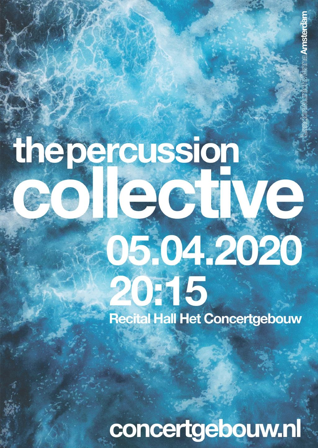 The Percussion Collective komt naar Nederland
