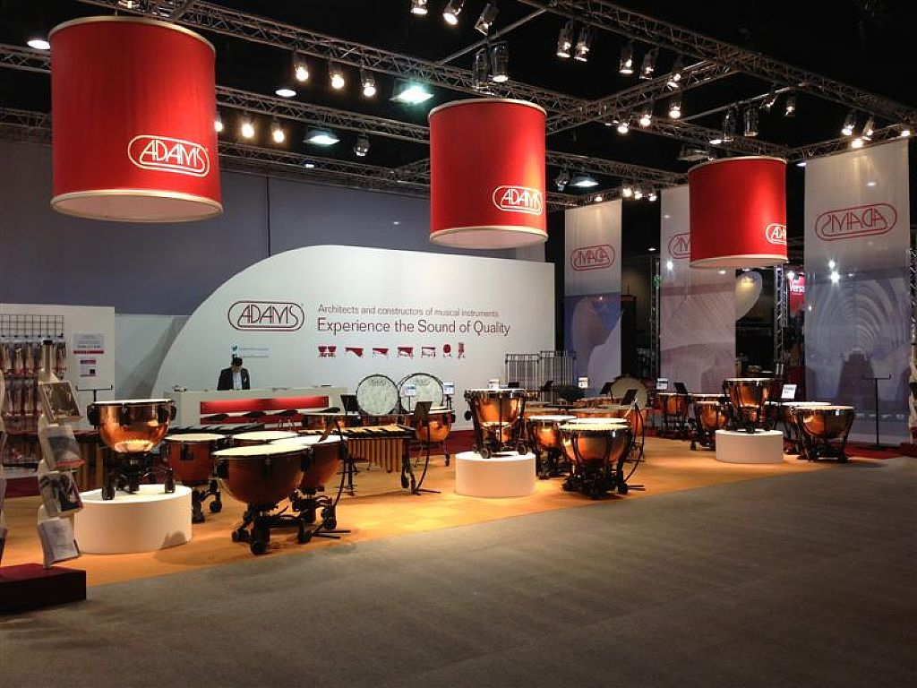 Musikmesse Frankfurt: A great success for Adams