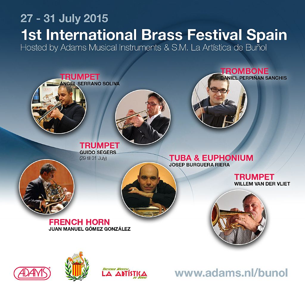1st International Brass Festival Spain