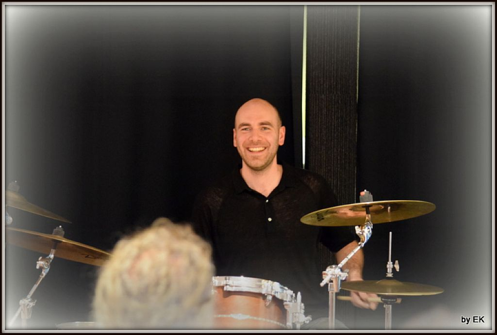 ADAMS DRUM CLINIC, JOOST KROON